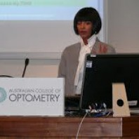 ACO seminar series talks and optometry education