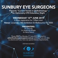 An Optometry CPD Education Night